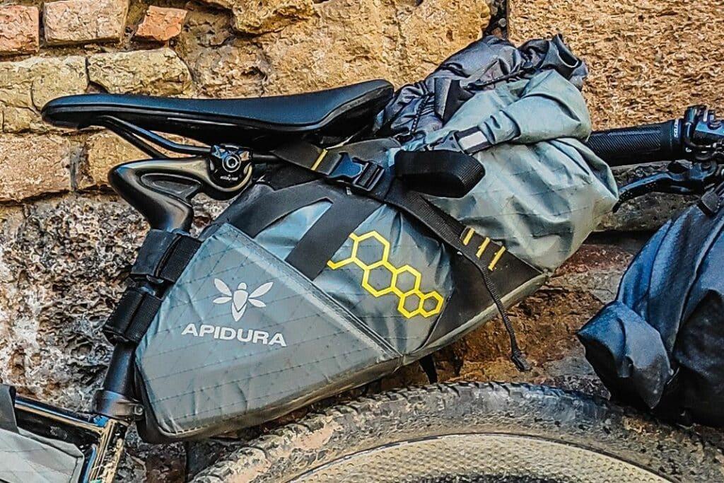 Bikepacking Taschen Test Vergleich Satteltasche Seat Bag