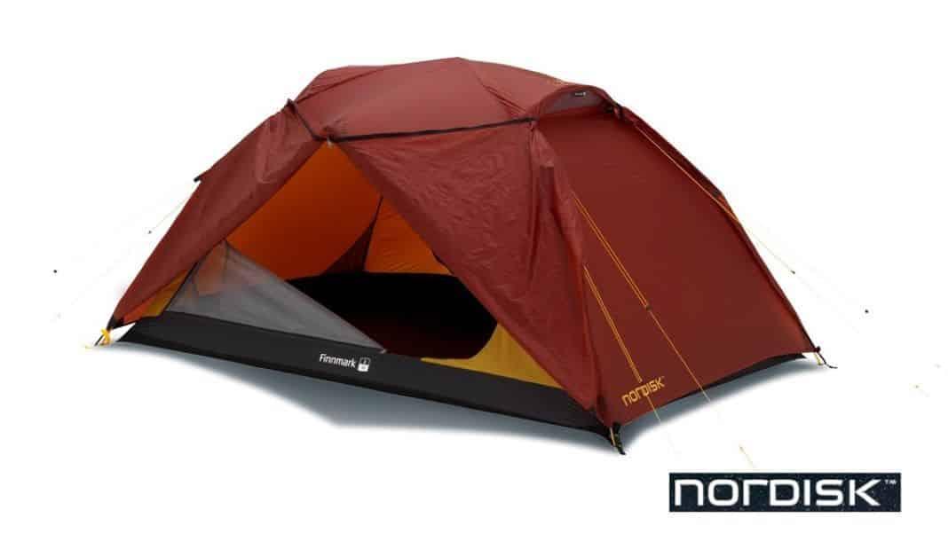 Nordisk Finnmark 2 SE Tent for bike travel