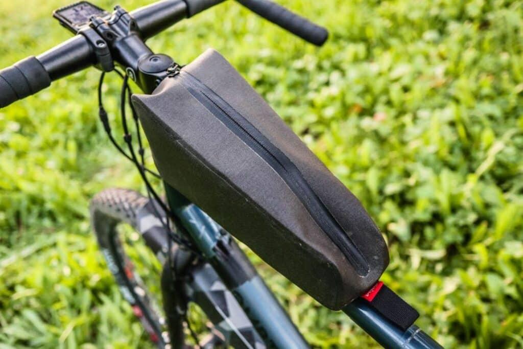 Salsa EXP Top Tube Bag Bikepacking Oberrohrtasche 8
