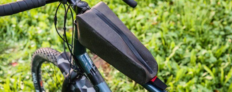 Salsa EXP Top Tube Bag Bikepacking Oberrohrtasche