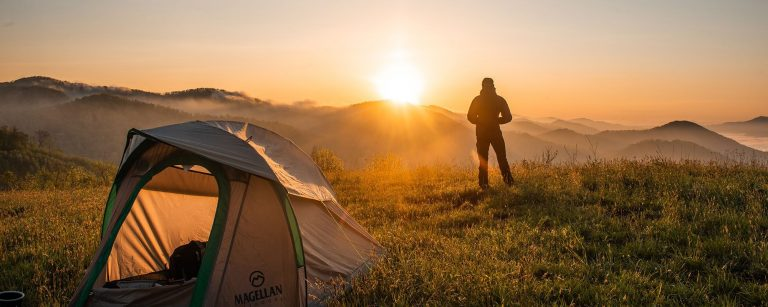 Wildcampen in Europa Title