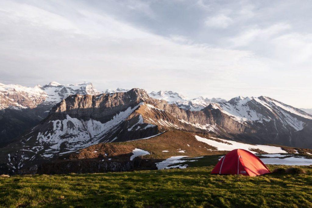 Wildcampen in Europa Wildcamping Schweiz