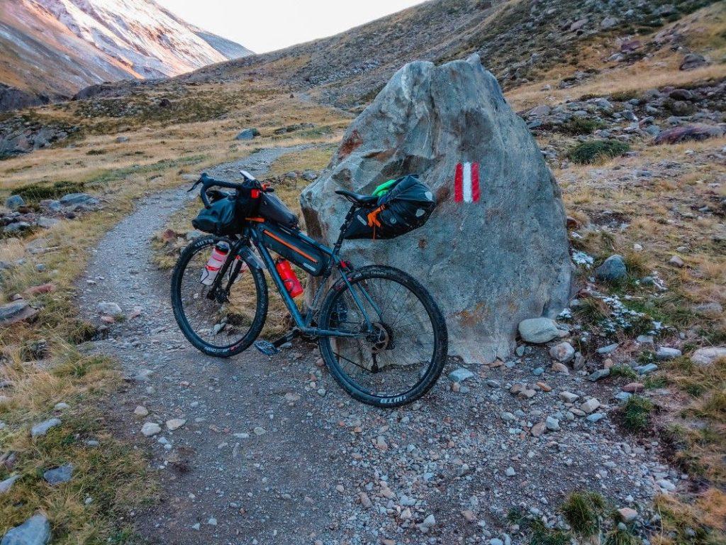 Bikepacking Transalp Tour über Ötztaler Alpen 10
