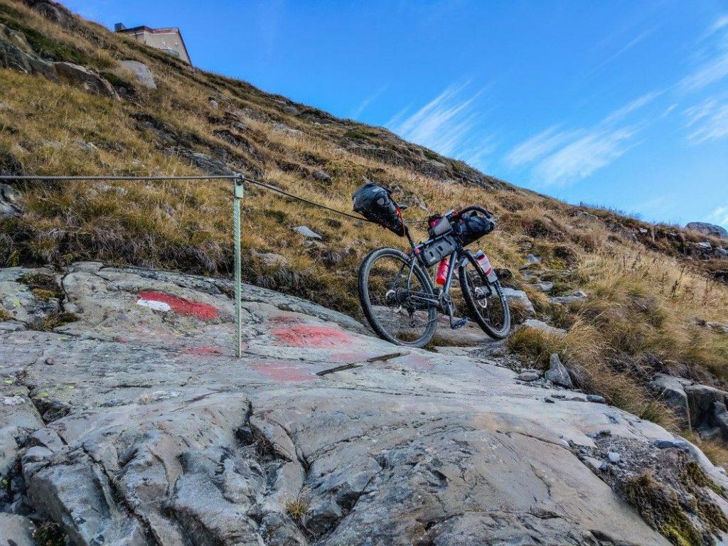 Gravel Bike Tour über Ötztaler Alpen 15