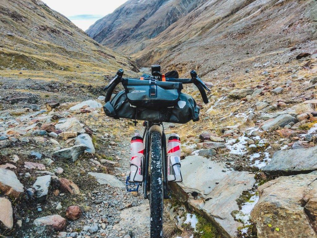 Gravel Bike Tour über Ötztaler Alpen 20