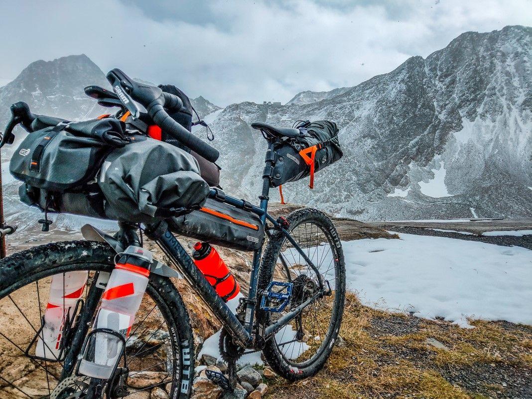 Bikepacking Transalp Tour over Ötztal Alps 34