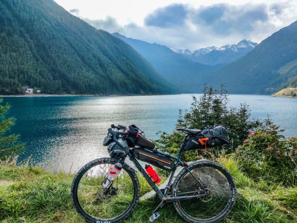 Bikepacking Transalp Tour über Ötztaler Alpen 35
