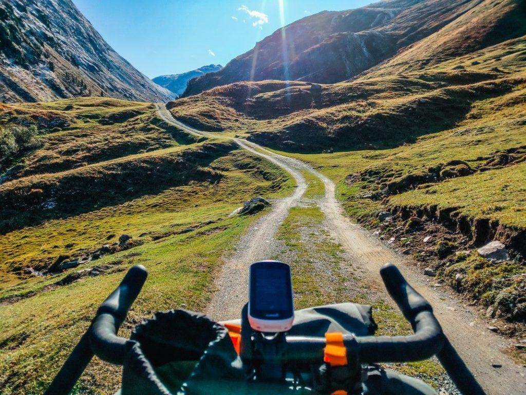 Gravel Bike Tour über Ötztaler Alpen 6