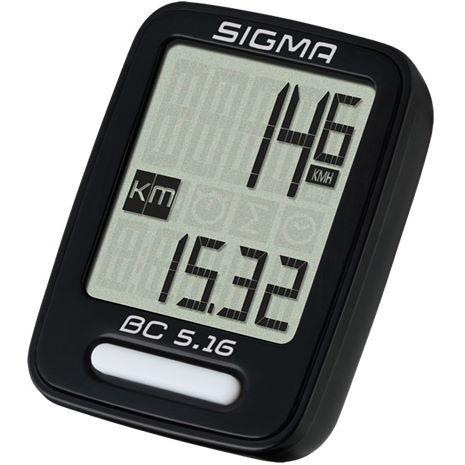 Sigma BC 5.16 Test des Sigma Fahrrad Tachometer