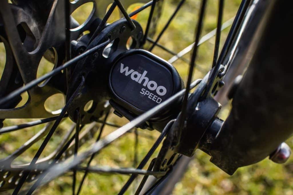 Wahoo ELEMNT Mini Bundle Wahoo Geschwindigkeitssensor
