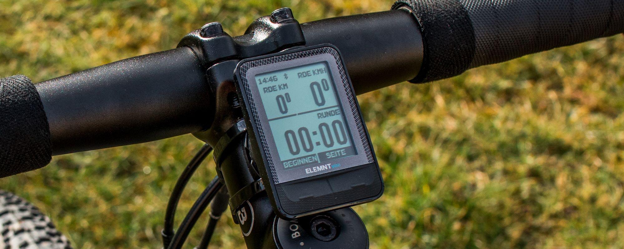 Wahoo ELEMNT Mini Test & Erfahrungen - Lohnt sich der kompakte Fahrradcomputer?