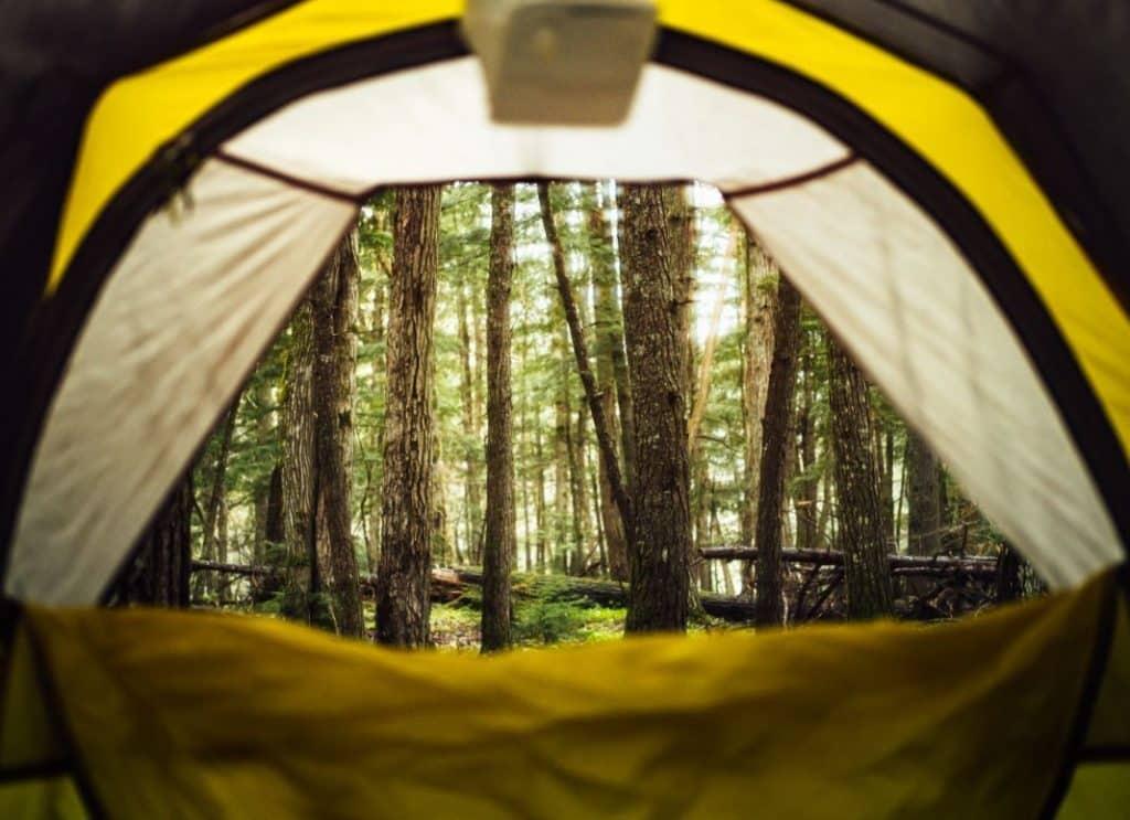 Wildcampen: Wo erlaubt und was beachten?