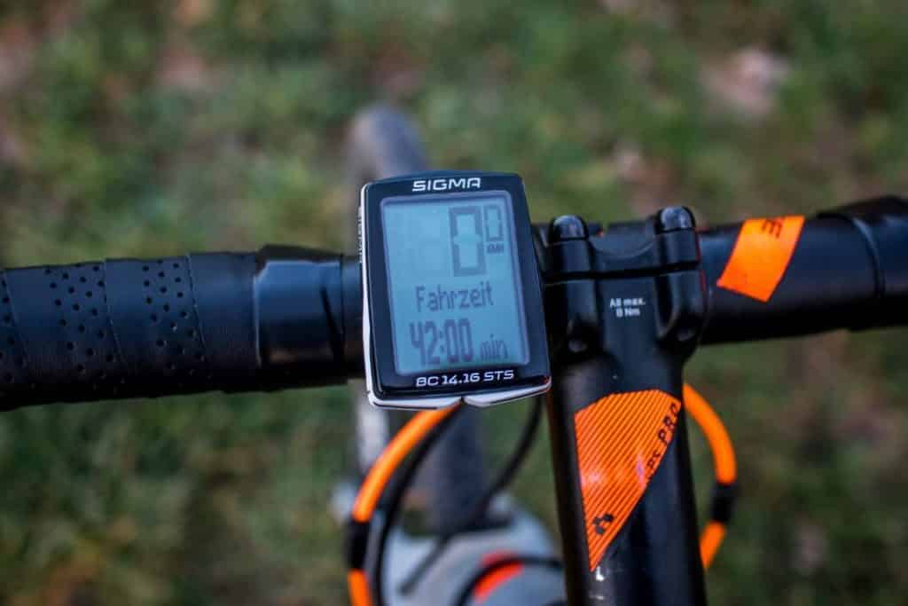 Sigma BC 14.16 Test Gravel Bike