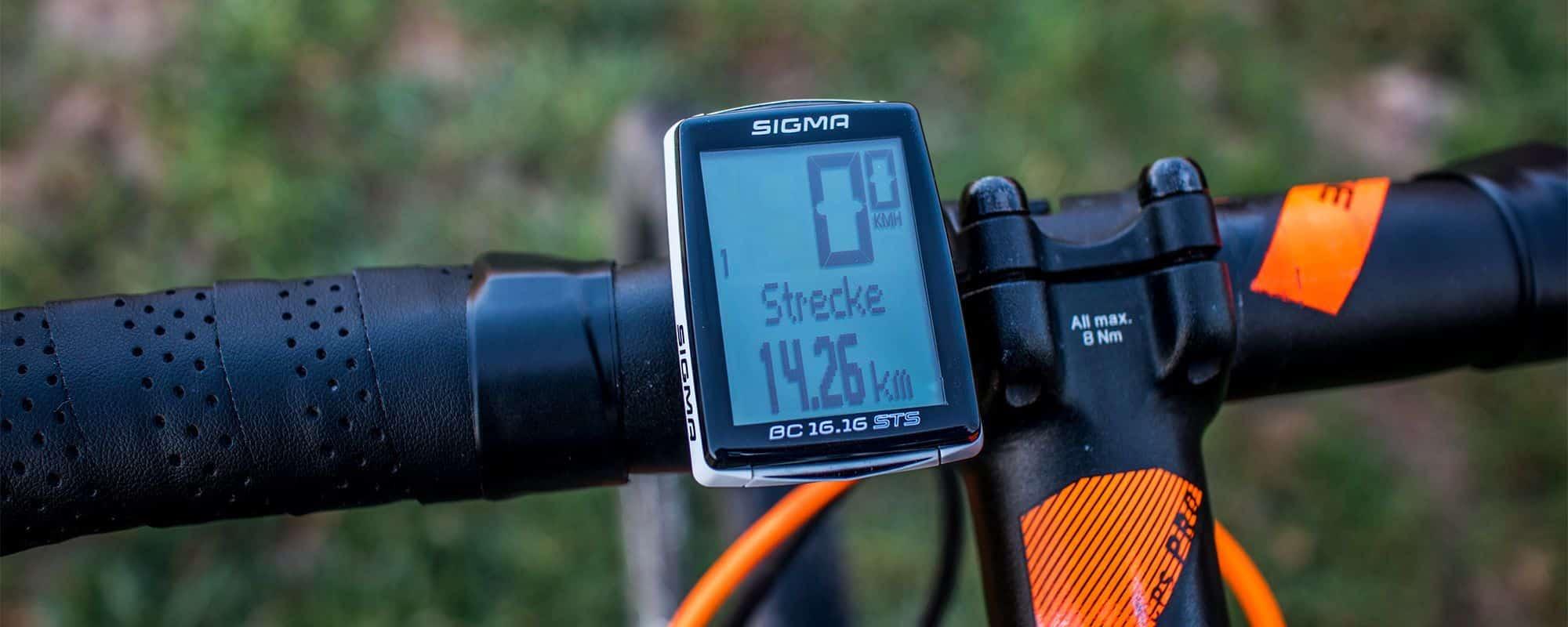 Sigma BC 16.16 STS Test & Erfahrungen – Ideal für Freizeitradler! Hält er was er verspricht?