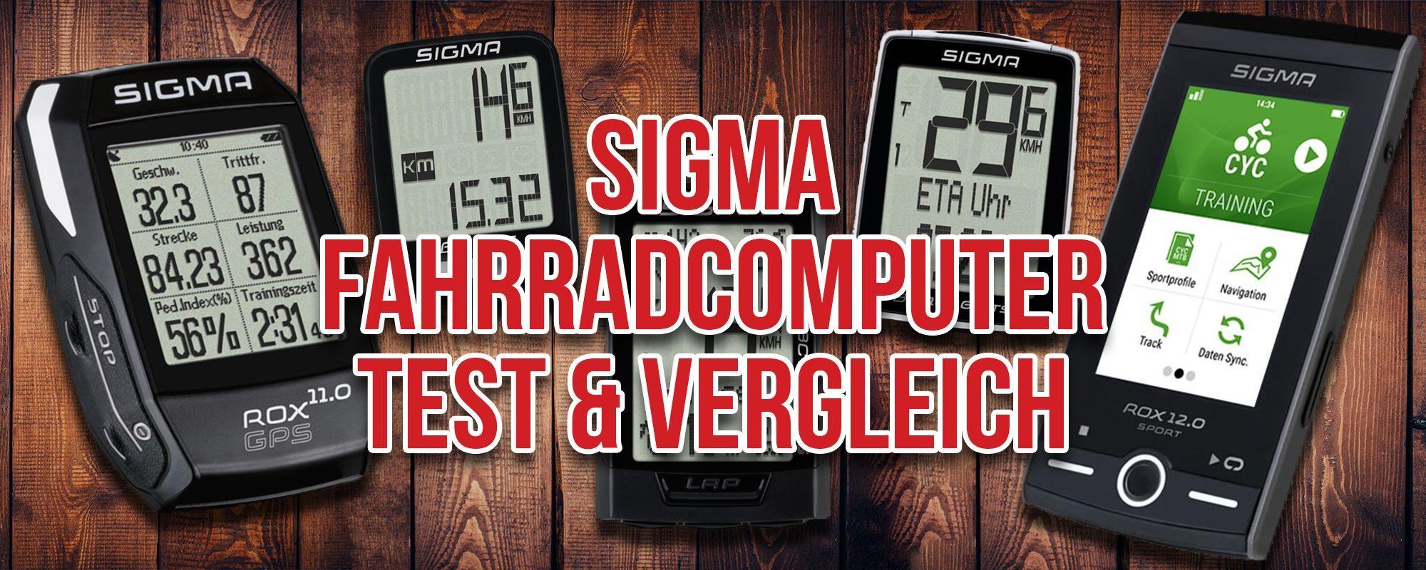 Sigma Fahrradcomputer Test & komplette Modellübersicht 2021 - Alles was Du wissen solltest