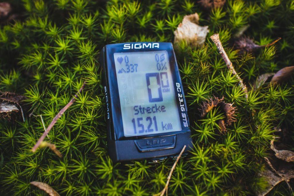 Sigma Sport BC 23.16 STS Test
