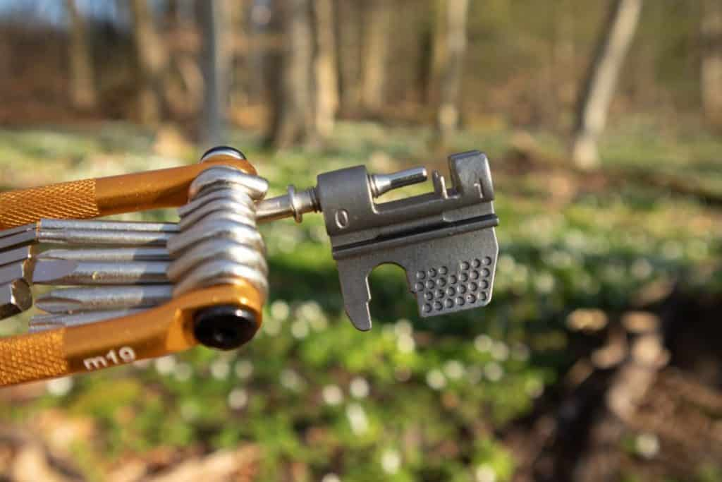 Crankbrothers M19 Test Kettennieter