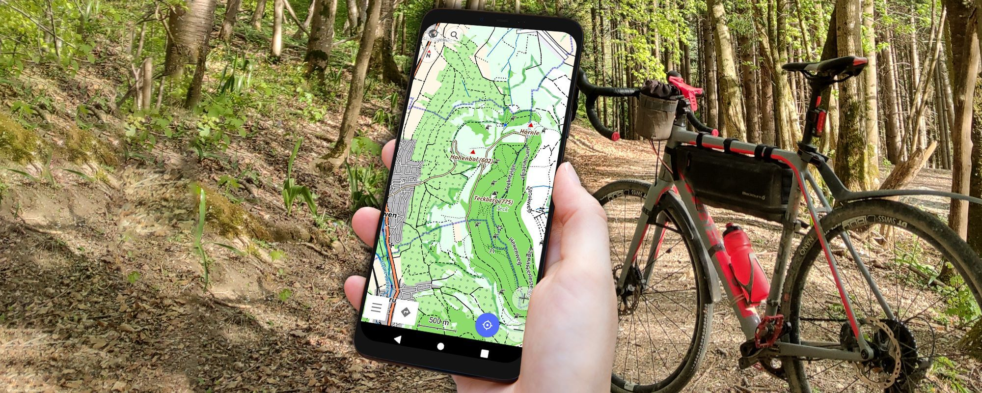 Great OsmAnd Test & Guide: Android Offline Navigation and Maps App