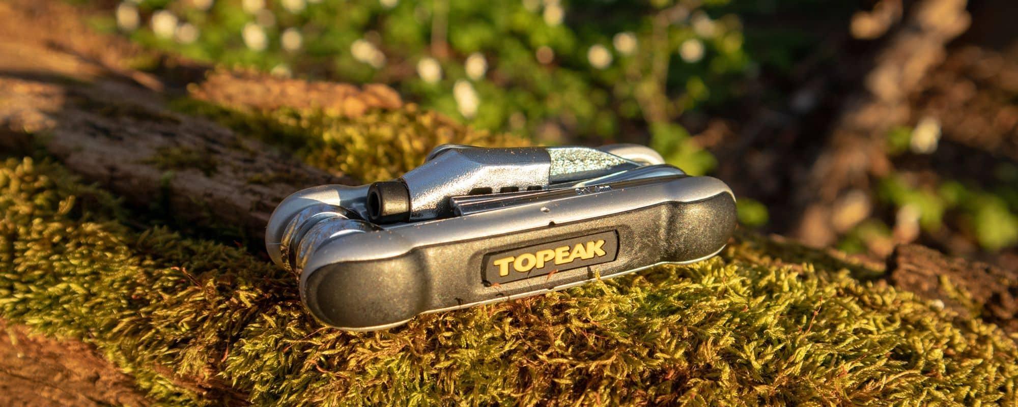 Topeak Hummer 2 Test - was ist gut und schlecht am leichten Multitool?