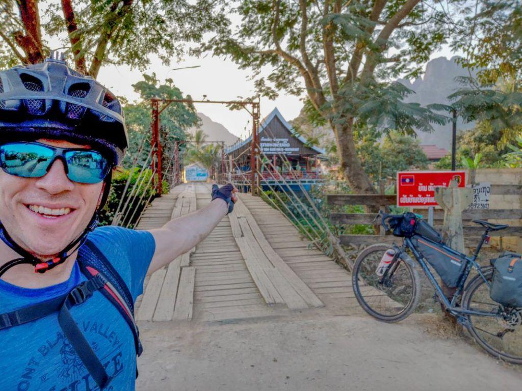 Laos Bike Tour Vang Vieng Bombtrack Beyond
