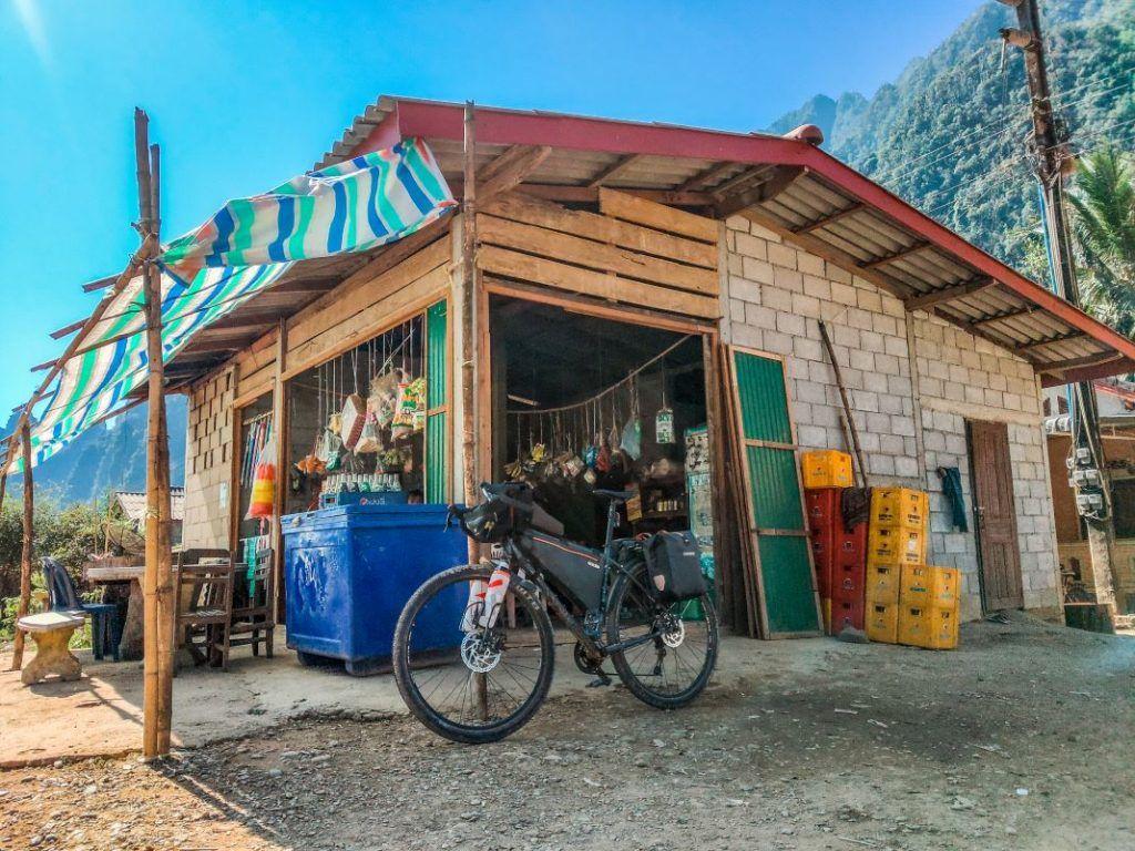 Laos Bike Tour Vang Vieng to Luang Prabang
