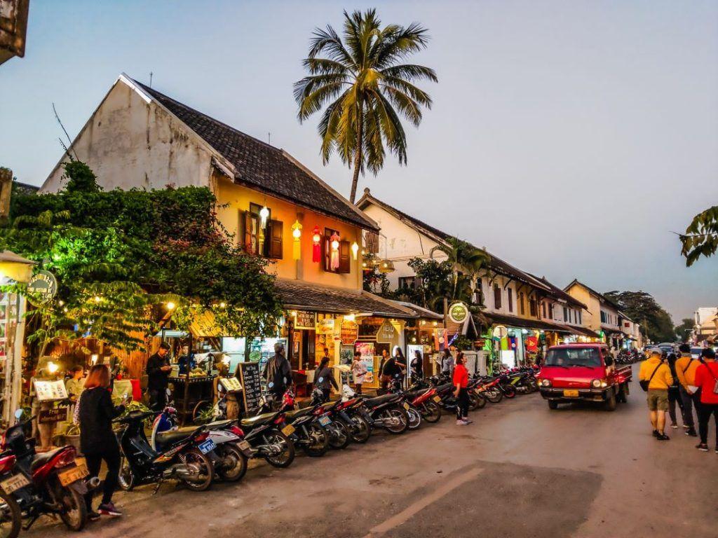 Luang Prabang City Colonialism