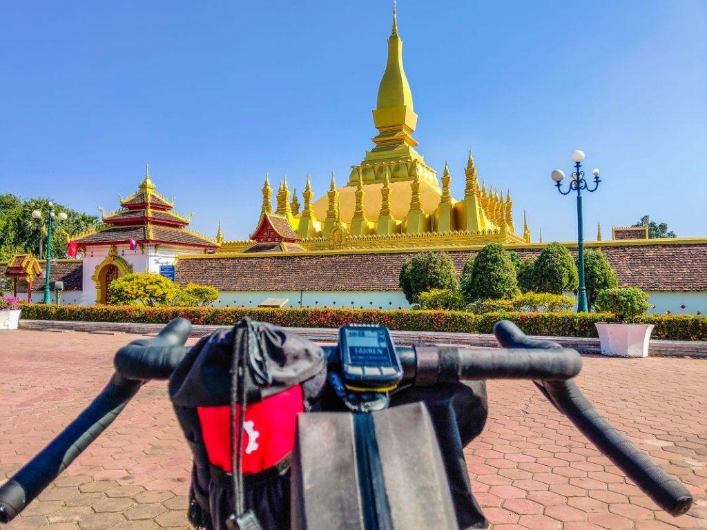 Vientiane Sights Wat Si Saket Bombtrack Beyond