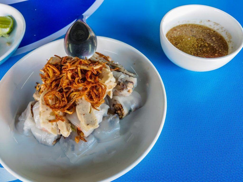 Laos Food Breakfast