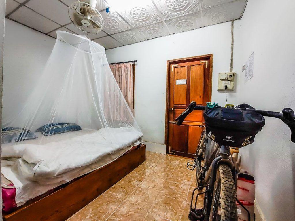Laos Bike Tour Bombtrack Beyond Guesthouse