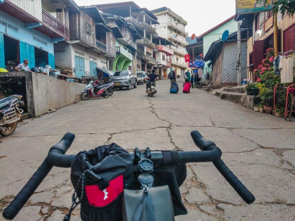 Laos Bike Tour Bombtrack Beyond Muang Khua