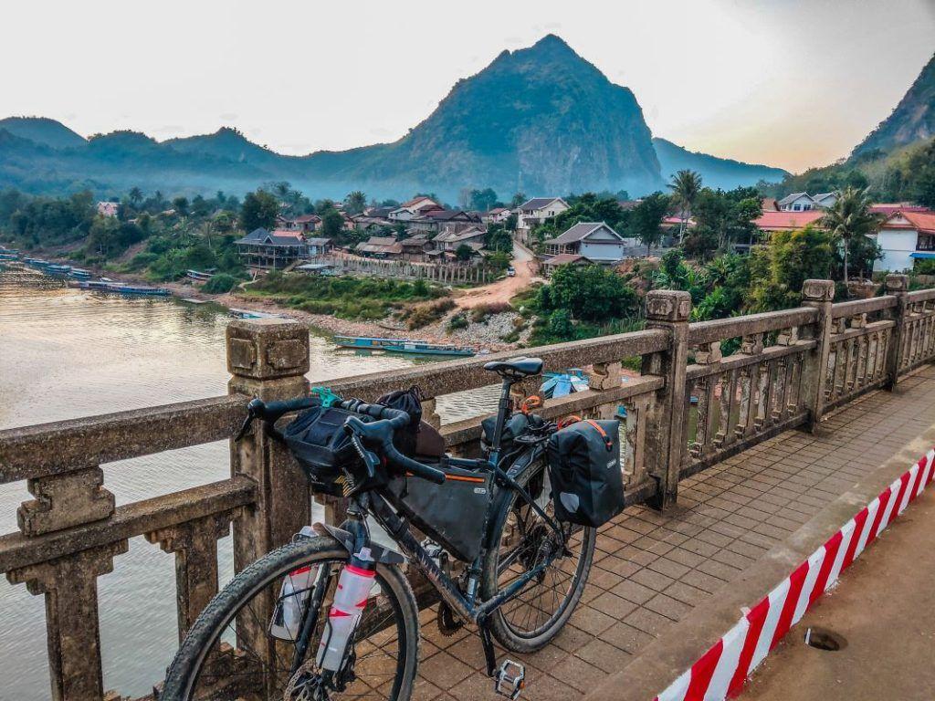 Laos Bike Tour Nong Khiaw