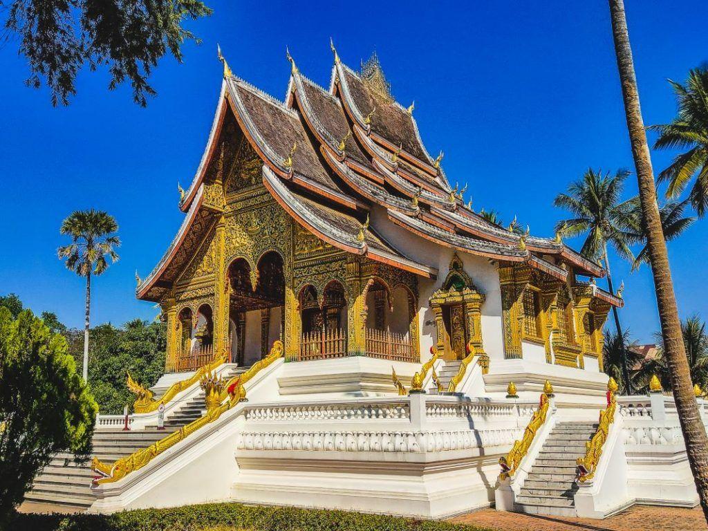 Luang Prabang Sightseeings Royal Palace