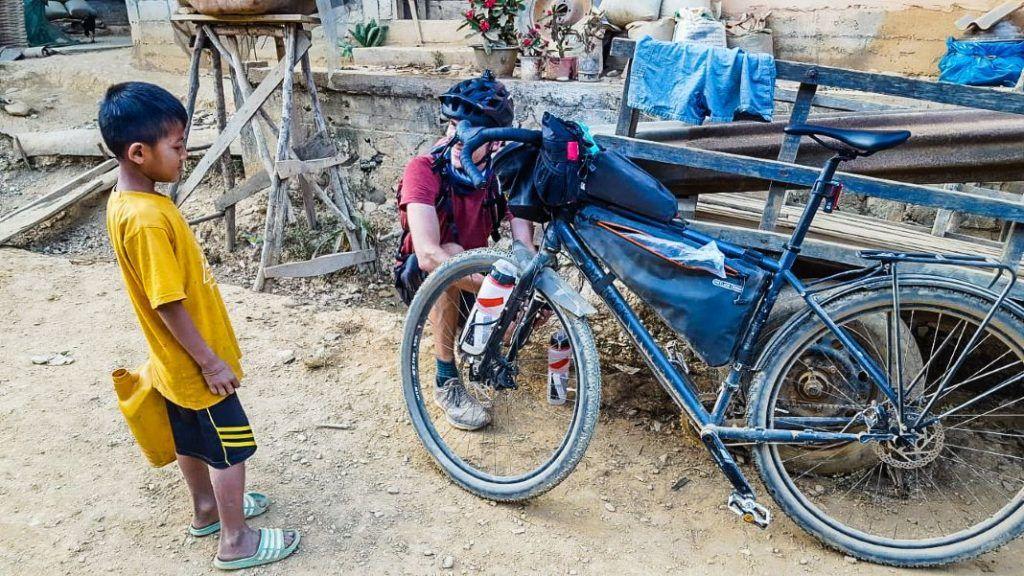 Muang Ngoy Village Laos Travelogue