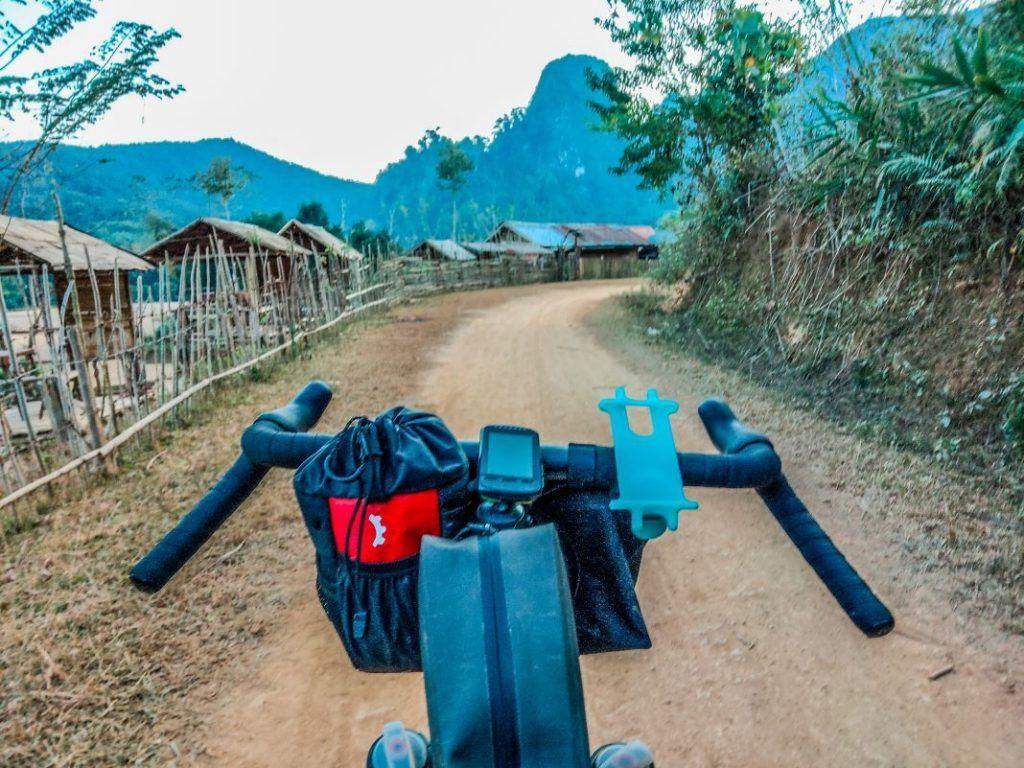 Muang Ngoy Laos Nature Laos Bike Tour