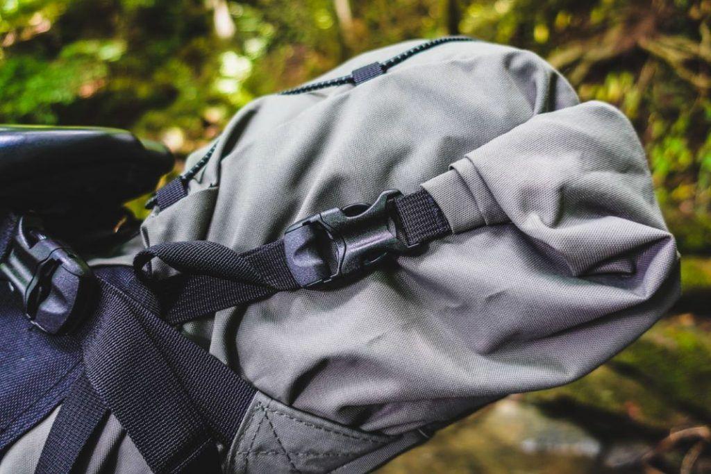 Topeak Backloader 15 Liter Satteltasche Bikepacking Test
