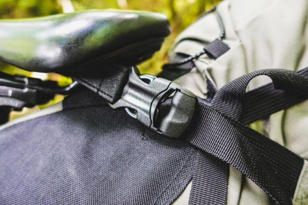 Topeak Backloader Halterung Satteltasche Bikepacking Test