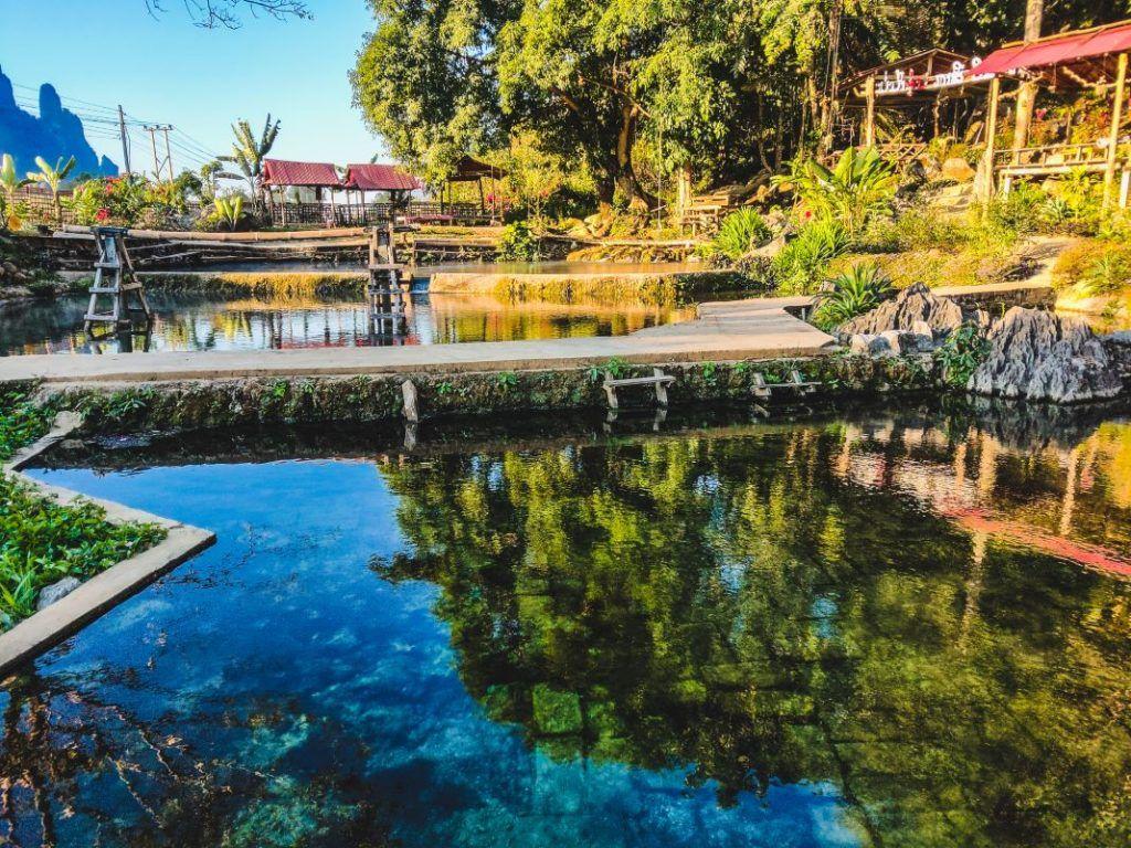 Vang Vieng to Luang Prabang Mountain Resort