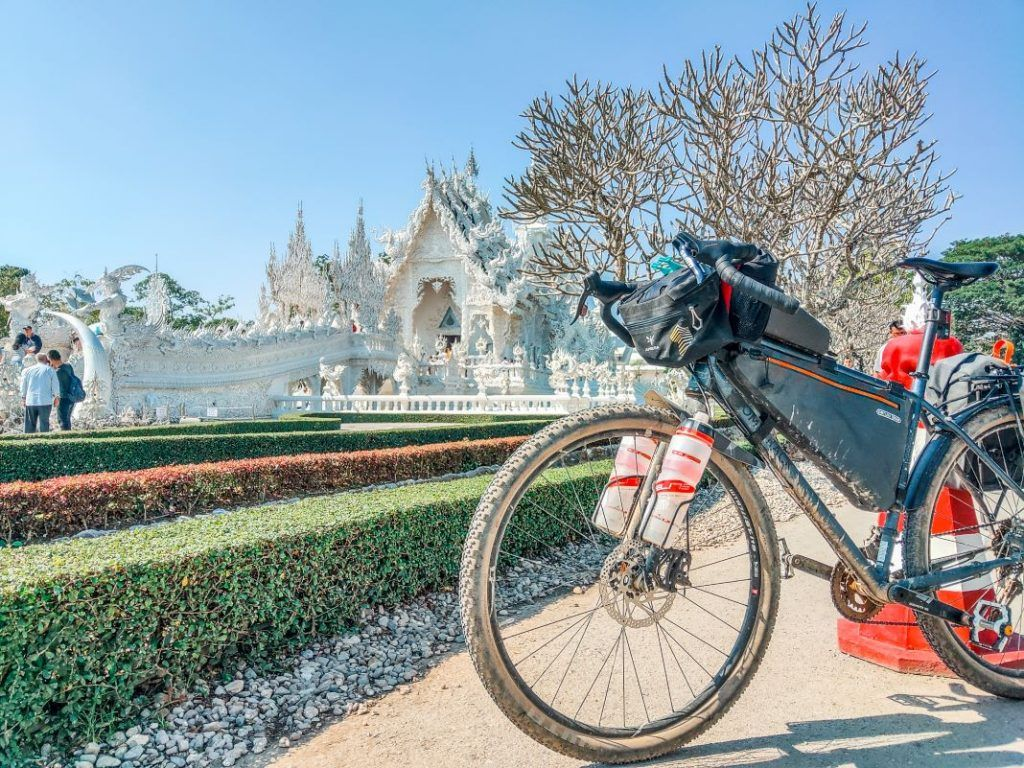 White Temple Chiang Rai Bike Trip Packing List