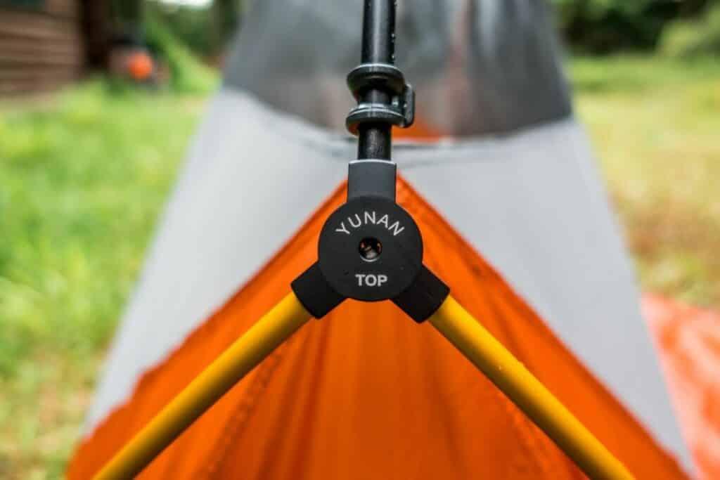 Decathlon Zelt Test Wandern Zelt Stangen