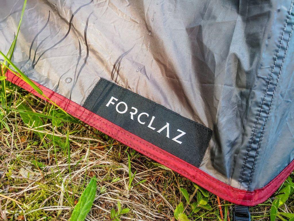 Forclaz Trek 900 Ultralight Trekking Zelt unter 2 kg