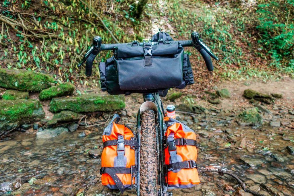 Topeak Barloader Bikepacking Taschen Test Übersicht