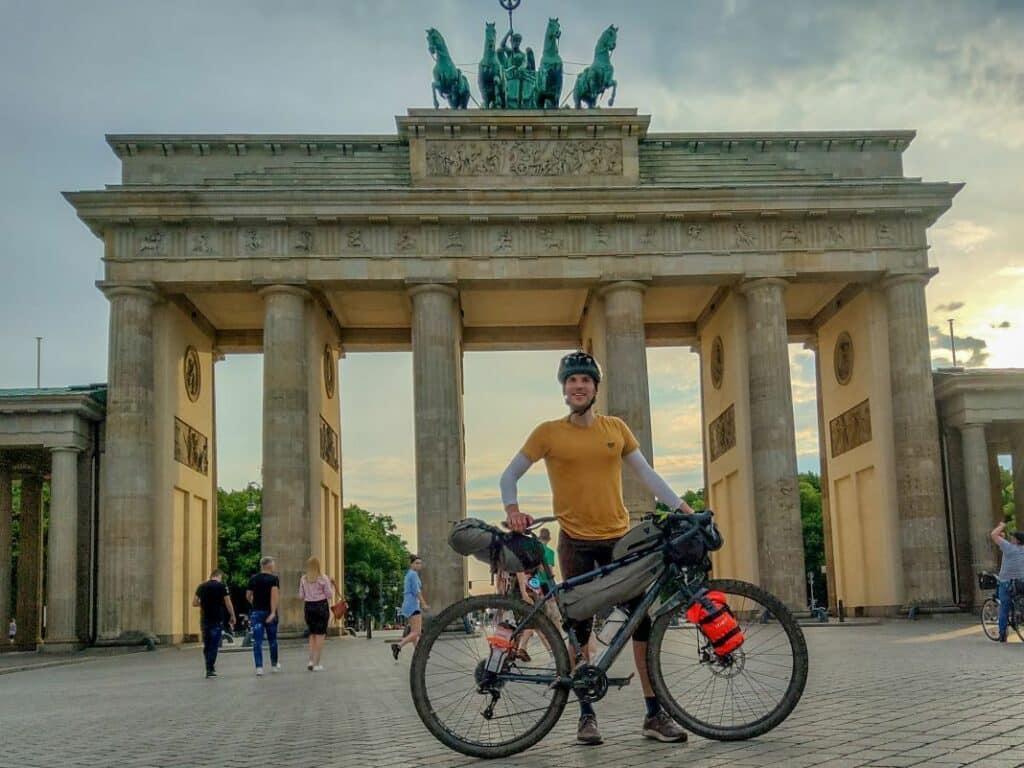 Topeak Bikepacking Taschen Test Berlin