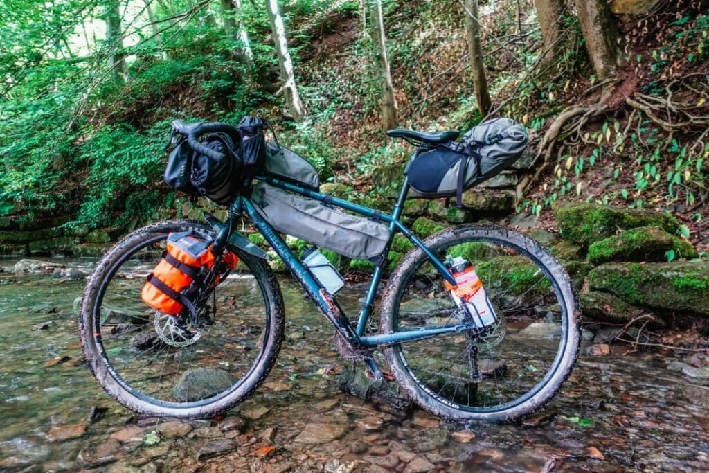 Topeak Bikepacking Taschen Test Erfahrungen