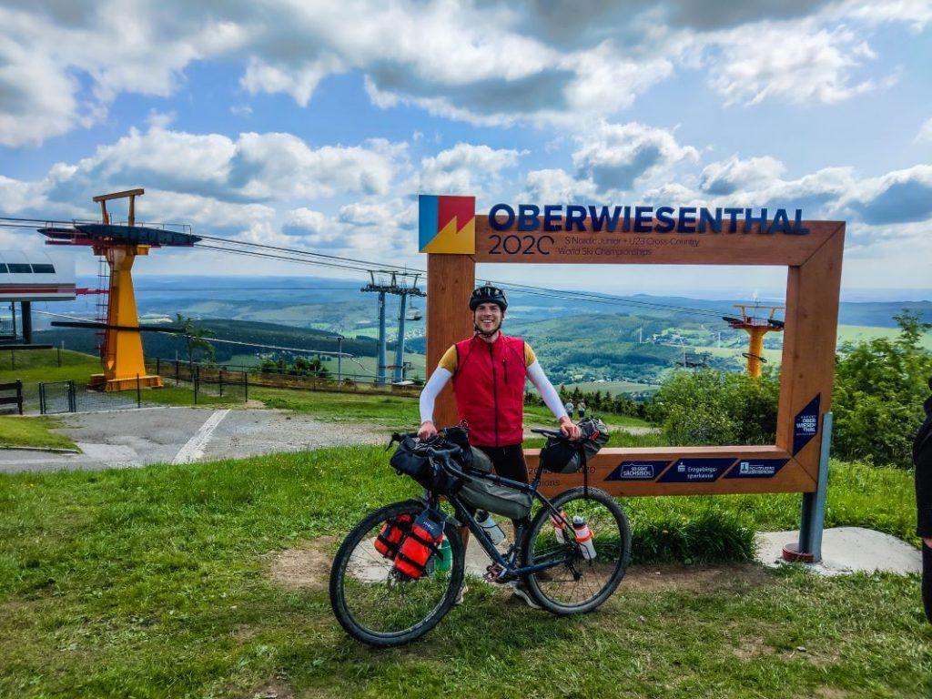 Topeak Bikepacking Taschen Test Erfahrungen Fichtelberg