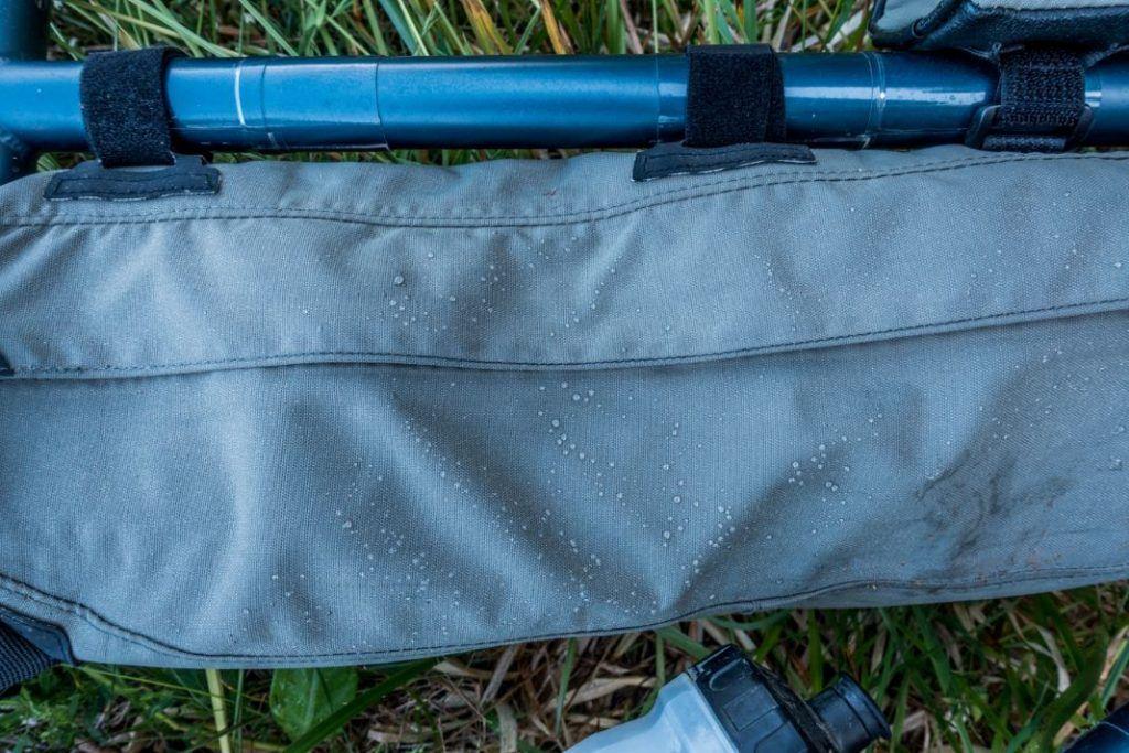Topeak Bikepacking Test Wasserdicht