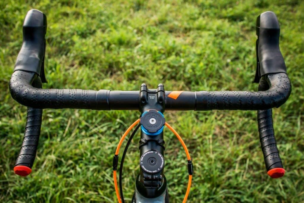 Quad Lock Bike Kit Fahrradhalterung am Vorbau Erfahrung