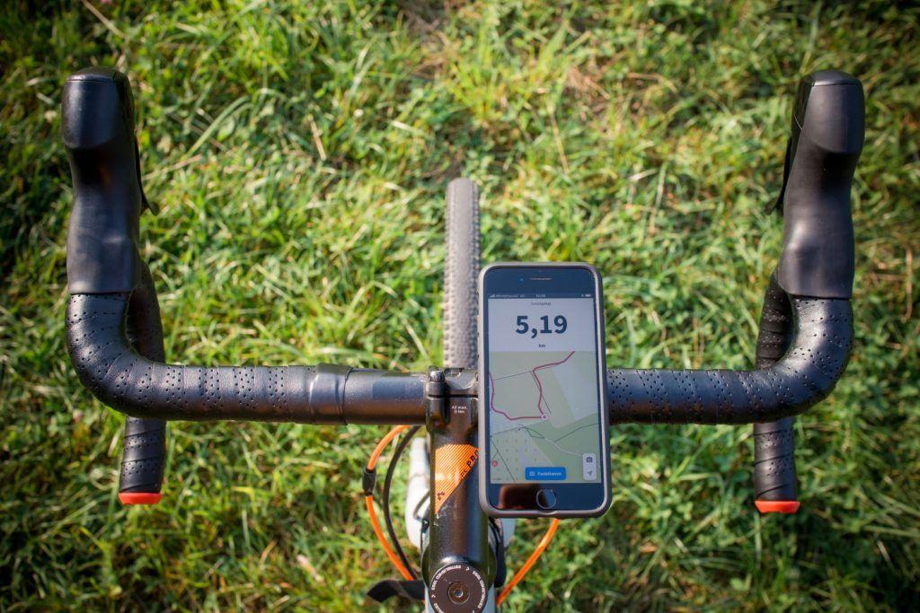 Quad Lock Fahrrad Bike Kit Rennrad