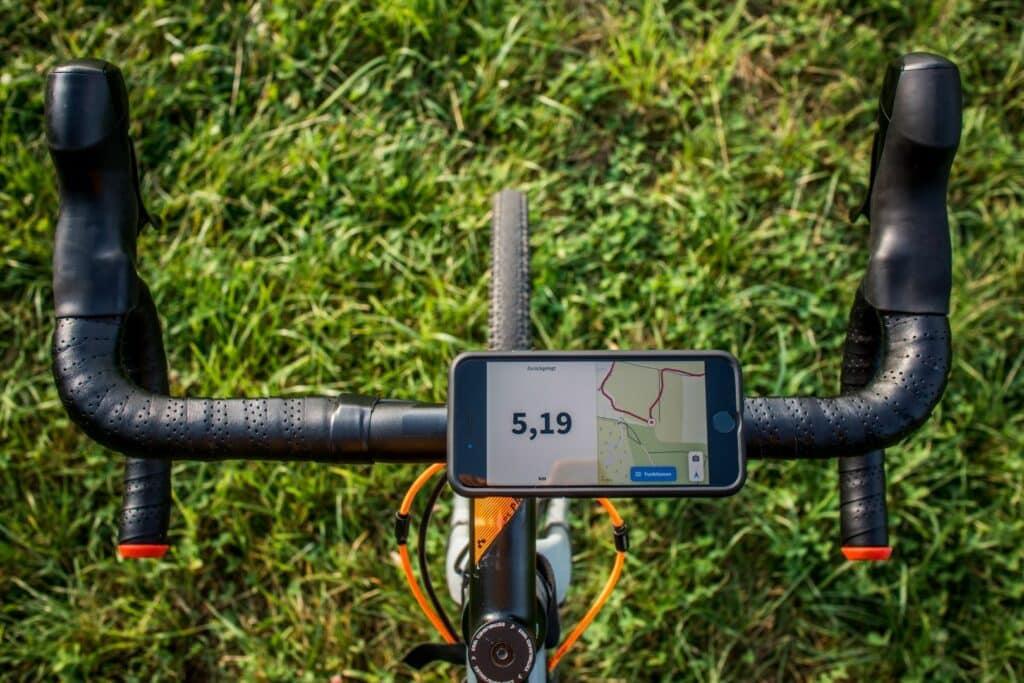 Quad Lock Fahrrad Bike Kit Test Rennrad