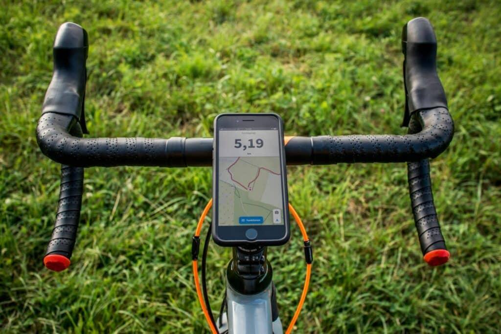 Quad Lock Fahrradhalterung Rennrad
