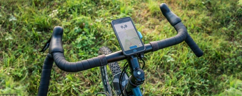 QuadLock Halterung Bike Kit Out Front Mount Title